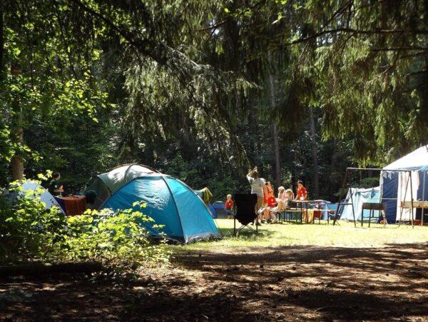 Le camping est-il le grand gagnant du secteur du tourisme?