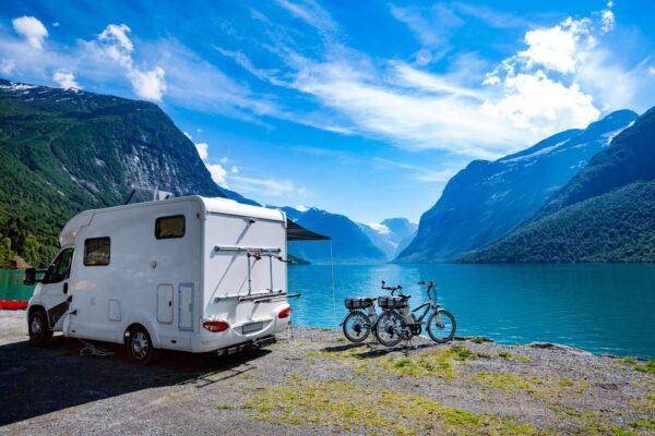Les plus beaux itinéraires de voyage en camping-car